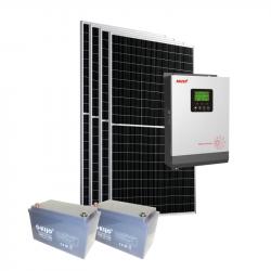 Солнечная электростанция 3кВт