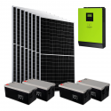 Солнечная электростанция 4кВт