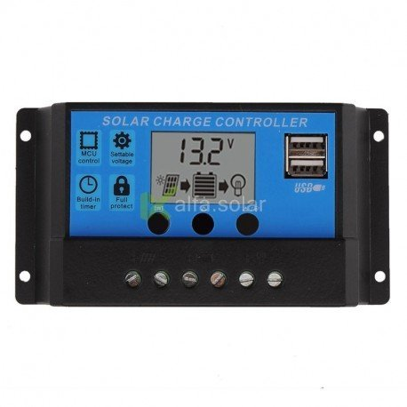 Контроллер заряда Solar Charge Controller 1024U