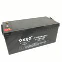 Аккумулятор Kijo LiFePo 24V 100Ah с LED дисплеем (литий-железо-фосфатный)