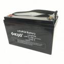 Аккумулятор Kijo LiFePo 12V 100Ah (литий-железо-фосфатный)