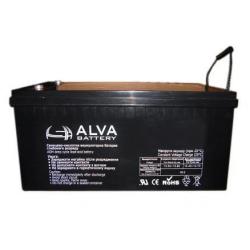 Акумуляторна батарея ALVA AW12-40