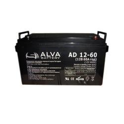 Акумуляторна батарея ALVA AD12-60