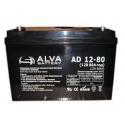 Акумуляторна батарея ALVA AD12-80