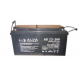 Акумуляторна батарея ALVA AS12-200