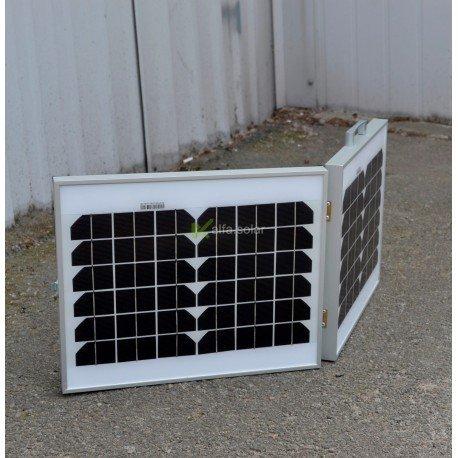Сонячна валізка Solar Suitcase V20