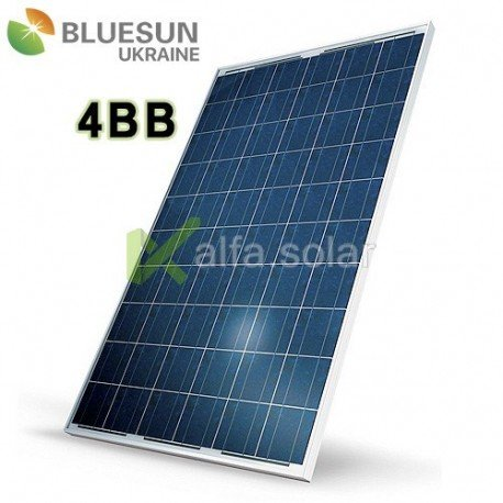 Солнечная батарея BluesunBSM280P-60/4BB