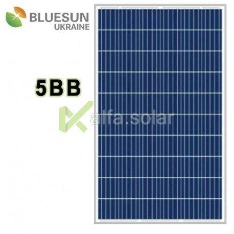 Солнечная батарея Bluesun BSM330P-72/5BB