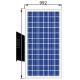 Солнечная батарея ALM-310P-72