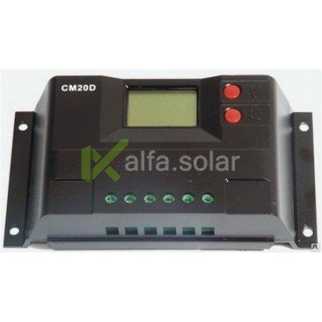 Контроллер заряда Juta CM20D