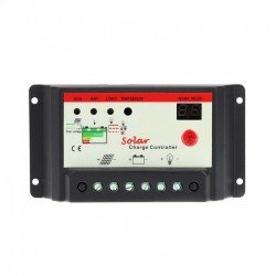 Контроллер заряда 10А Solar Charge Controller