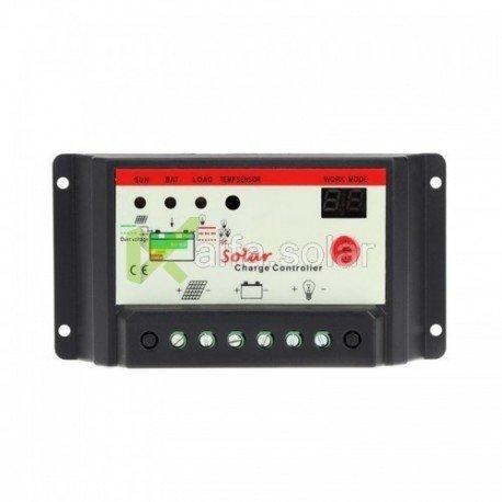 Контроллер заряда 20А Solar Charge Controller