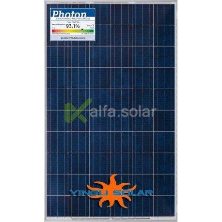 Солнечная батарея Yingli Solar YL265P-29b
