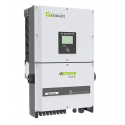 Мережевий інвертор Growatt 30000 TL3-S