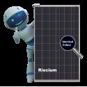 Солнечная батарея  JA Solar JAM6(L) 60-300/PR Riecium