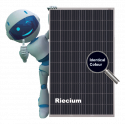 Сонячна батарея JA Solar JAM6(L) 60-300/PR5 Riecium