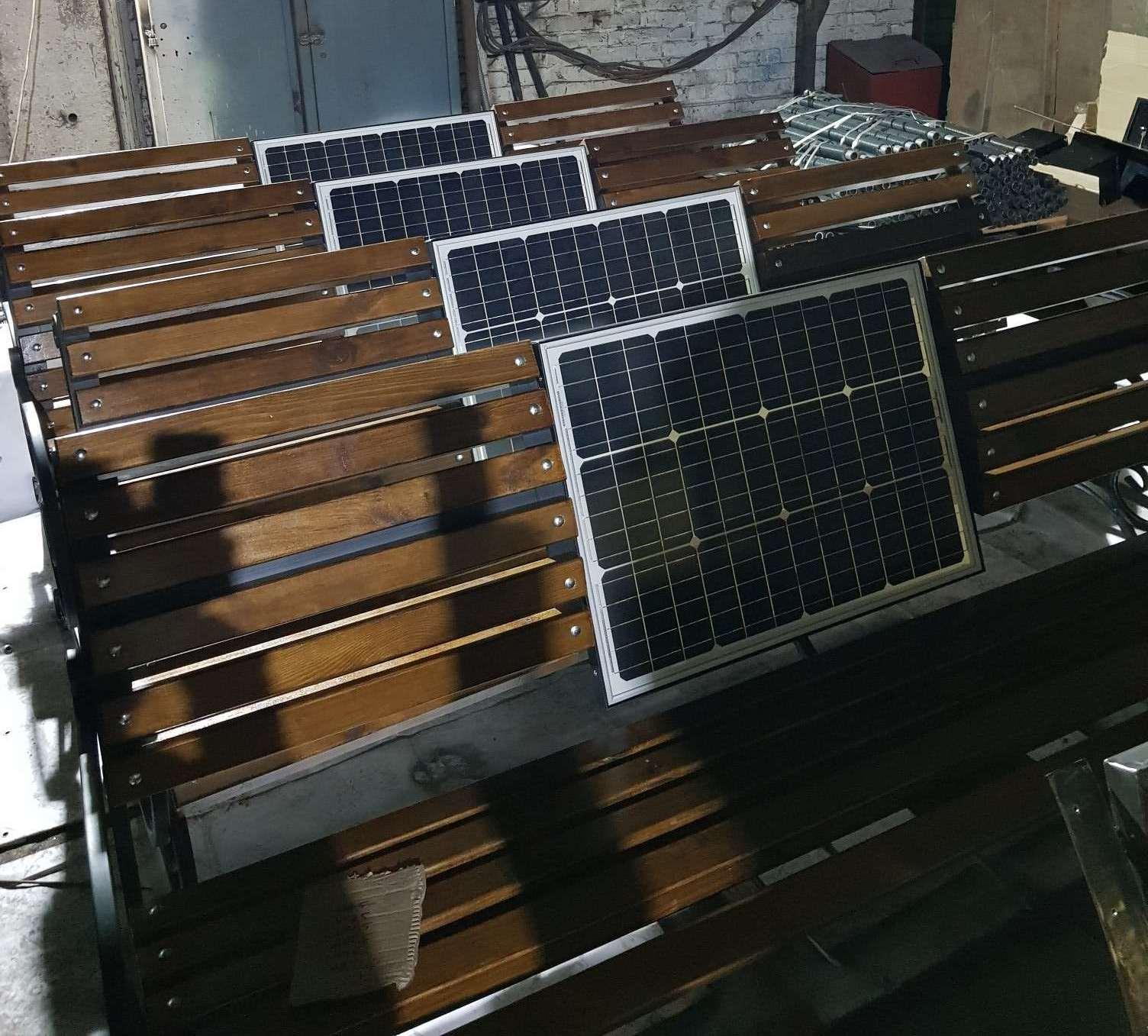 проект сонячного дерева монтаж сонячне дерево в будь-якому місті України підбір обладнання проектні роботи пусконалагоджувальні роботи 3D моделювання сервісне обслуговування