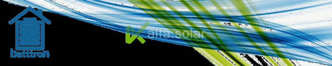 Batttron Logo LiFePO4