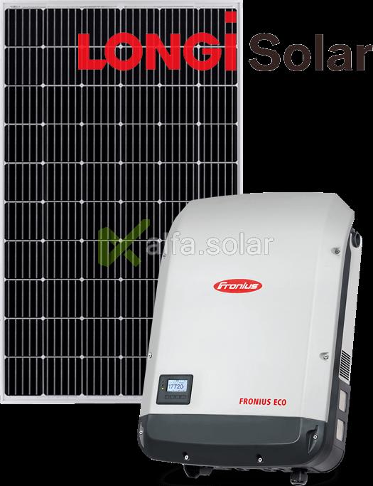 Fronius Longi Solar