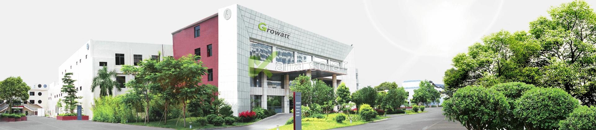 Growatt factory