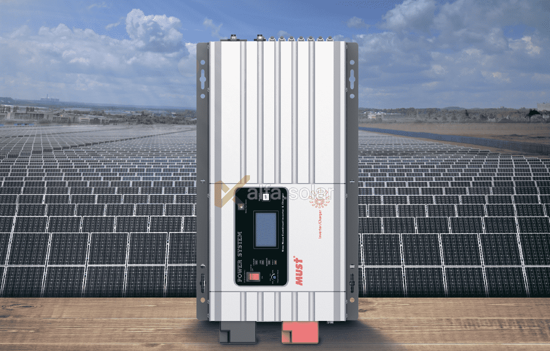Must EP3000 Pro series (1kW-6kW)