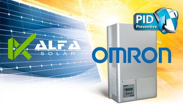 сетевой инвертор Omron 100L-OD-EU