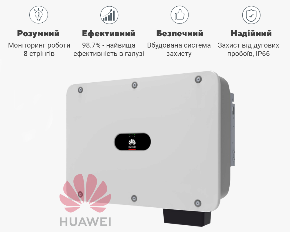 Huawei SUN2000-30KTL-M3